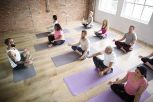Nicola Zaghi Corsi yoga